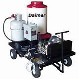 Hot Water Pressure Washers images