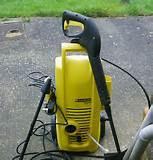photos of Pressure Washer Repairs