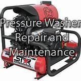Pressure Washer Service photos