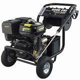 images of Commercial Pressure Washers